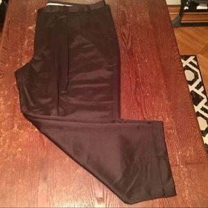 Perry Ellis Portfolio Chocolate Brown Pants